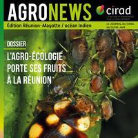 AGROnews : le journal du Cirad en outre-mer fait peau neuve