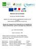 Rapport : Etude de l'impact de la maturité sur la qualité du Piper borbonense - poivre sauvage de La Réunion